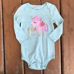 FREE with any purchase - George 18-24 mos onesie